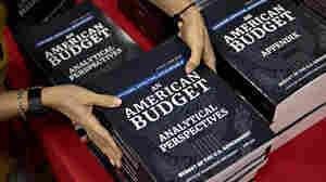 Trump's Budget Proposal Swings At Drug Prices But May Land Only A Glancing Blow