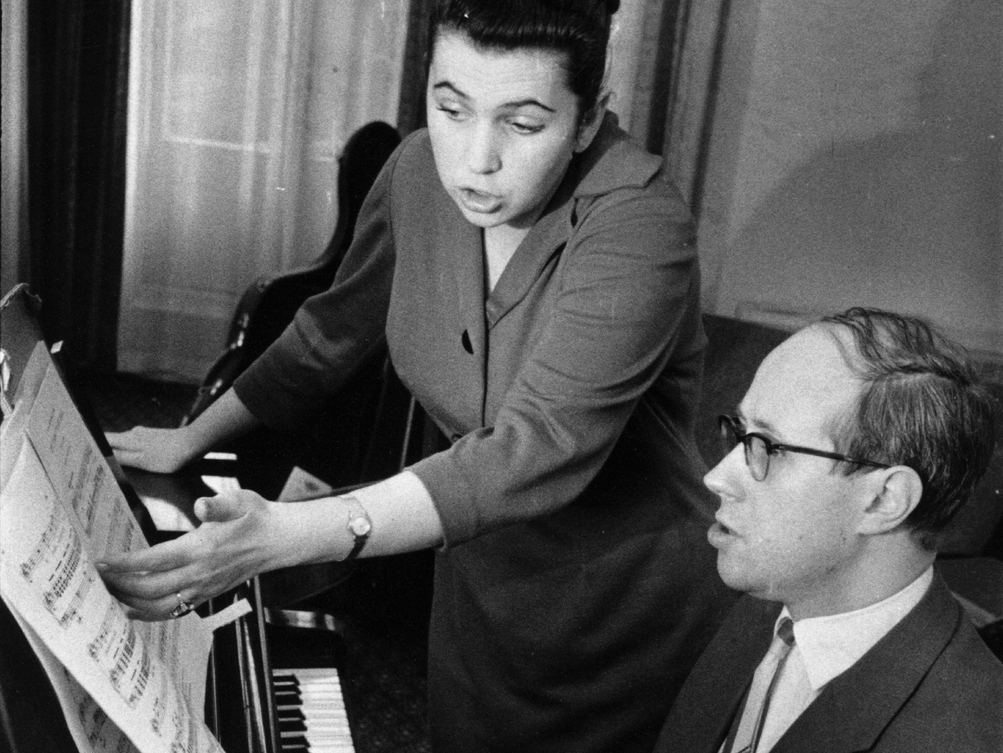 Classical Music's Greatest Love Stories, On And Offstage
