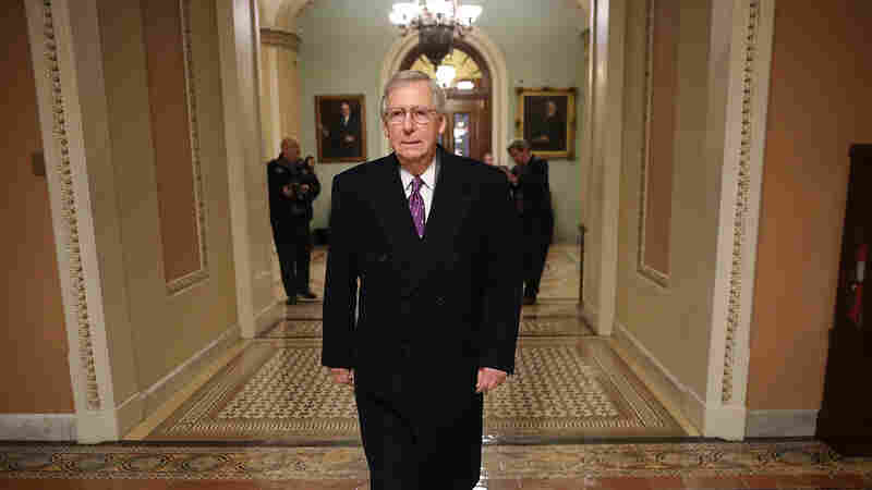 Immigration Debate Starts As A Jump Ball In The Senate