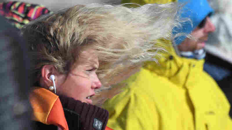 Olympic Organizers Face Blowback Over How They Handled High Winds