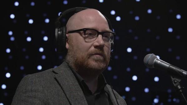 Jóhann Jóhannsson at KEXP.