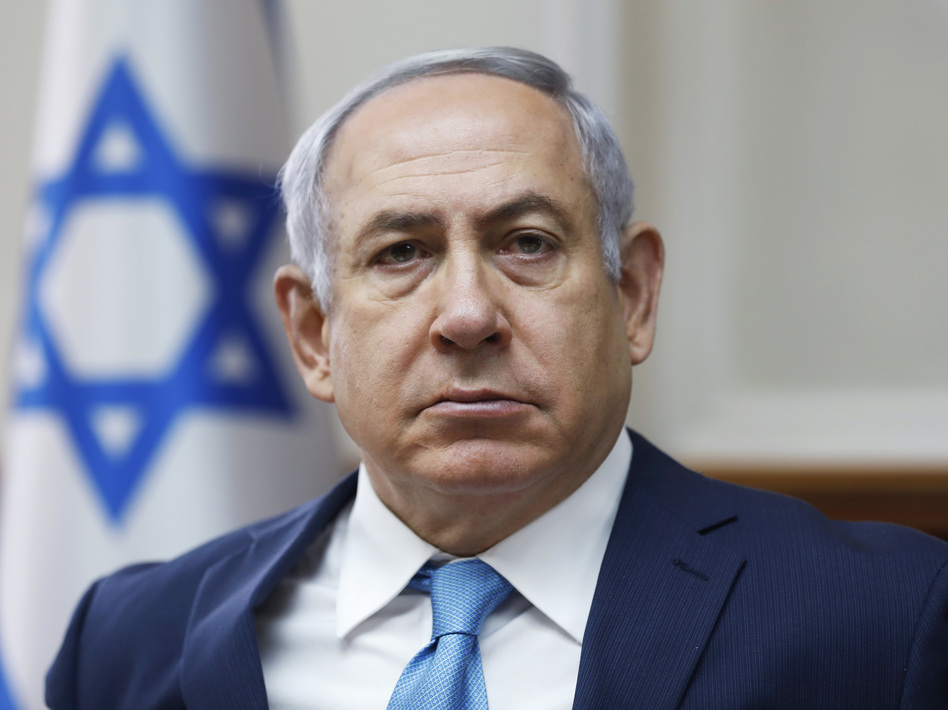 Israeli Prime Minister Benjamin Netanyahu is alleged to have accepted expensive gifts in exchange for favors. (Ronen Zvulun/AP)