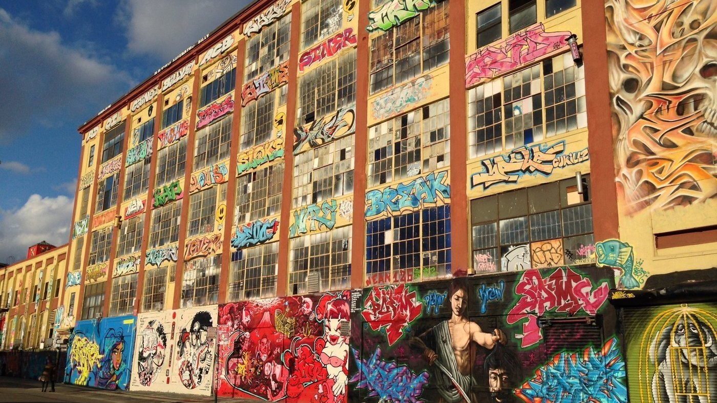 New york judge awards 6 7 million to 21 graffiti artists for destroyed murals