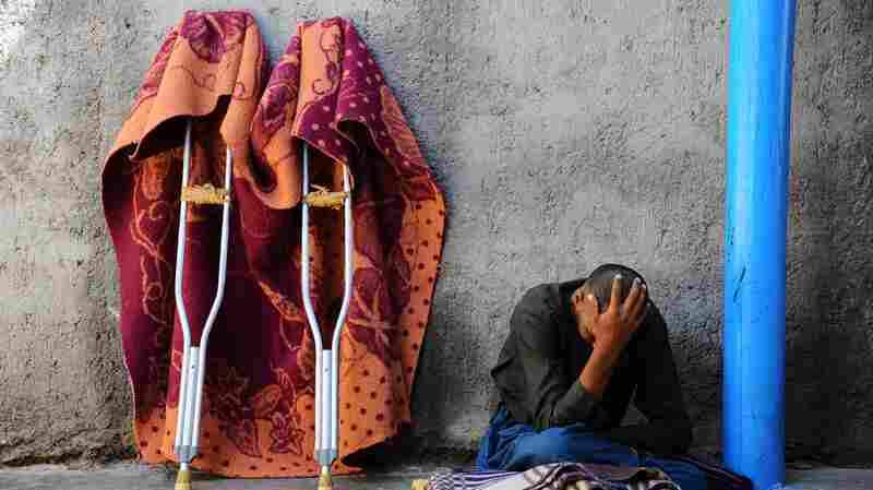 Afghanistan's Lone Psychiatric Hospital Reveals Mental Health Crisis Fueled By War