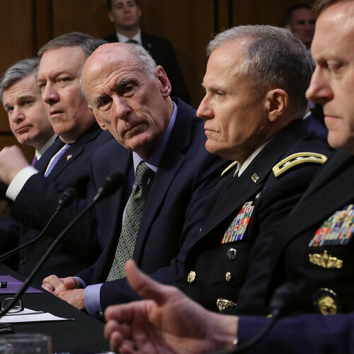 Can The U.S. Combat Election Interference If Some Don't Believe It's Happening?