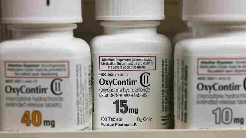 Doctors In Maine Say Halt In OxyContin Marketing Comes '20 Years Late'