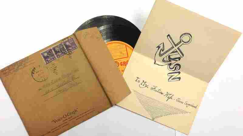Voice In The Mail: Audio Love Letters Were Hot In The 1930s And '40s