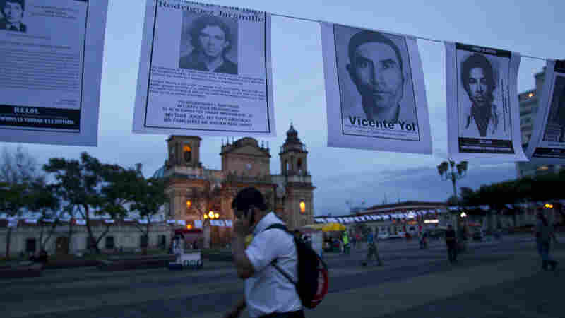 Immigrant Accused Of Guatemalan War Crimes May Be Deported