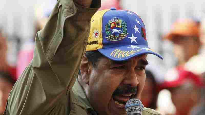 Venezuela's Maduro Not Welcome At Regional Summit, Host Peru Says