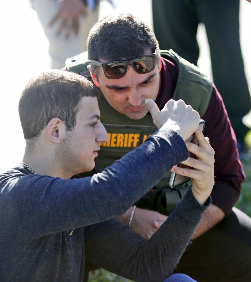 Florida School Shooting Leaves 17 People Dead, Sheriff