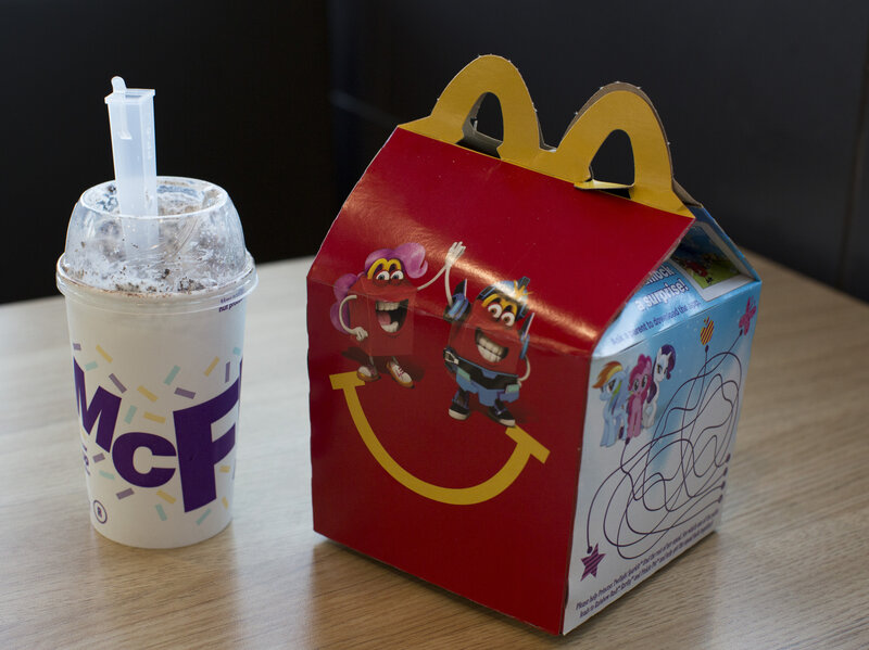 Mcdonalds Commits To More Balanced Happy Meals By 2022