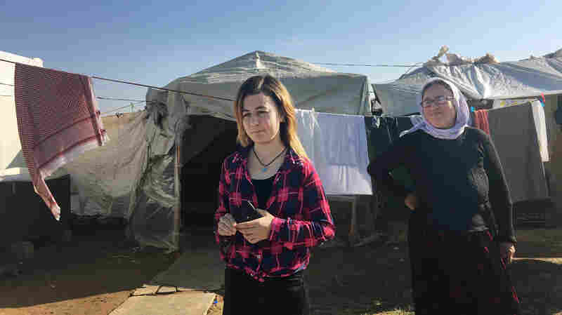 Yazidi Women Finally Go To School, Defying Former ISIS Rulers — And Their Own Parents