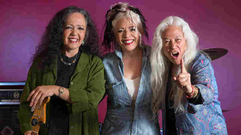 '70s Rockers Fanny Are Back With A New Album And New Stage Name