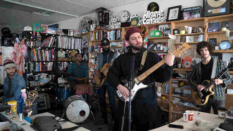 Nick Hakim: Tiny Desk Concert
