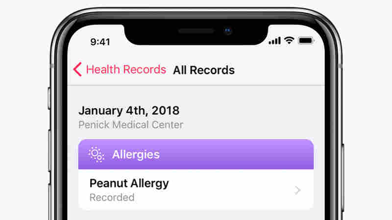 Medical Records May Finally Be Coming To Your Apple Smartphone