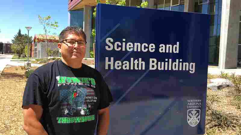 Navajo President: Go To College, Then Bring That Knowledge Home