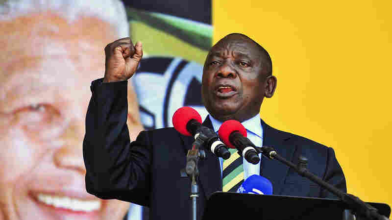 South Africa Elects Cyril Ramaphosa As Its New President