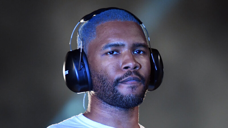 Frank Ocean Adds His Own Synthy Spin To The Classic Moon River All Songs Considered Npr