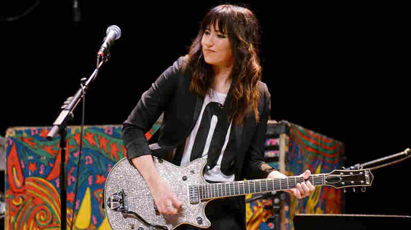 KT Tunstall On Mountain Stage