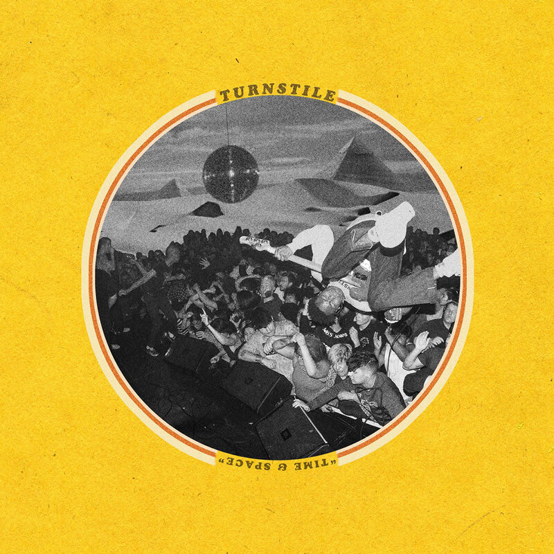 Image result for Turnstile time and space cover art