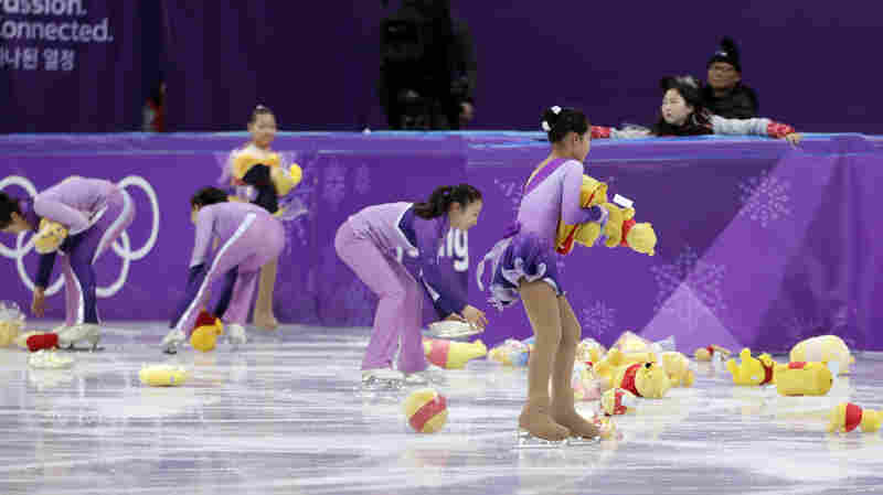 Men's Figure Skating Forecast: Chilly With A Chance Of Pooh Rain
