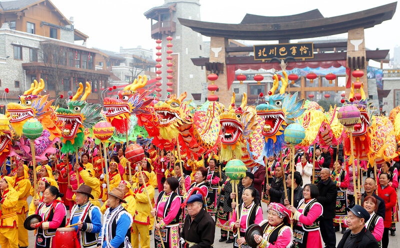Chinese New Year Celebration Influenced By Economic Divide — And ... 4ec9bb0bb3