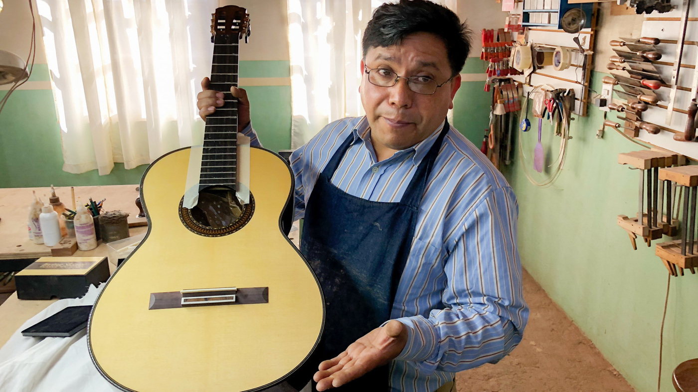 A Town In Mexico Sees Guitar Sales Soar Thanks To The Movie