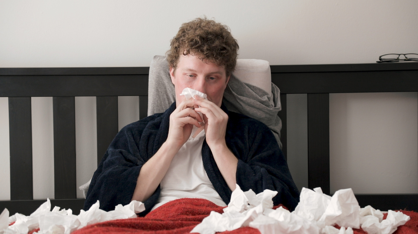 Flu Still Contagious After Symptoms Abate : Shots - Health