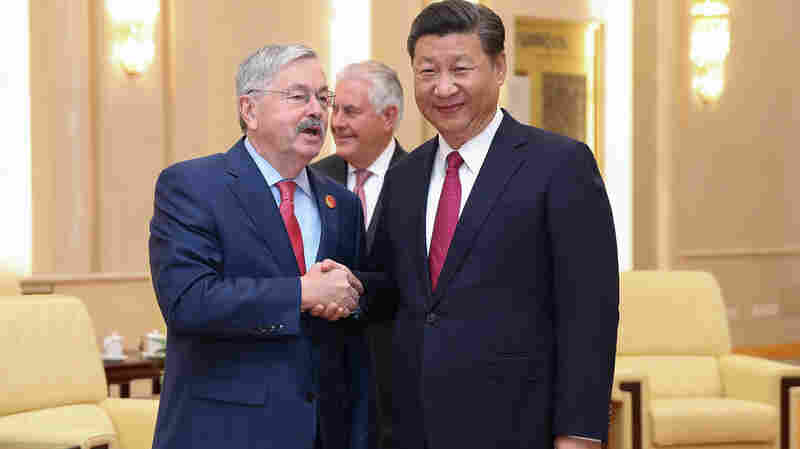 How The U.S. Ambassador To China May Have Xi Jinping's Ear