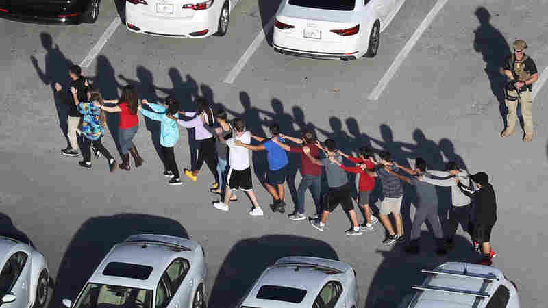 This Week's School Shooting Was A Very American Tragedy