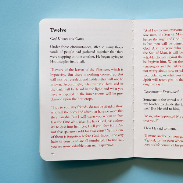 'Manuscripts' Encourages Readers To Approach The Bible Like A Novel