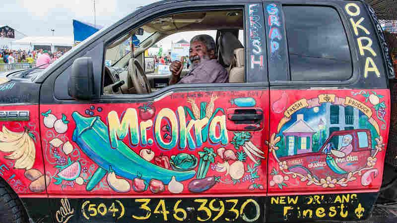 Goodbye, Mr. Okra: New Orleans Remembers Its Singing Vegetable Vendor