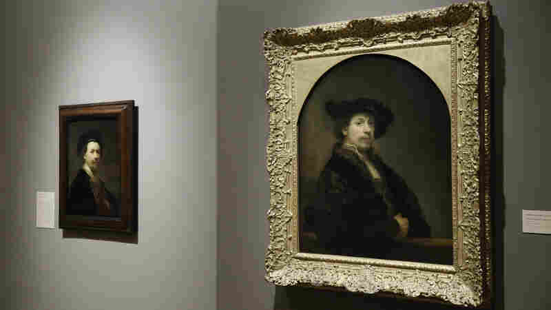 'He's Not A Leading Man': A Casting Director On Rembrandt's Self-Portraits