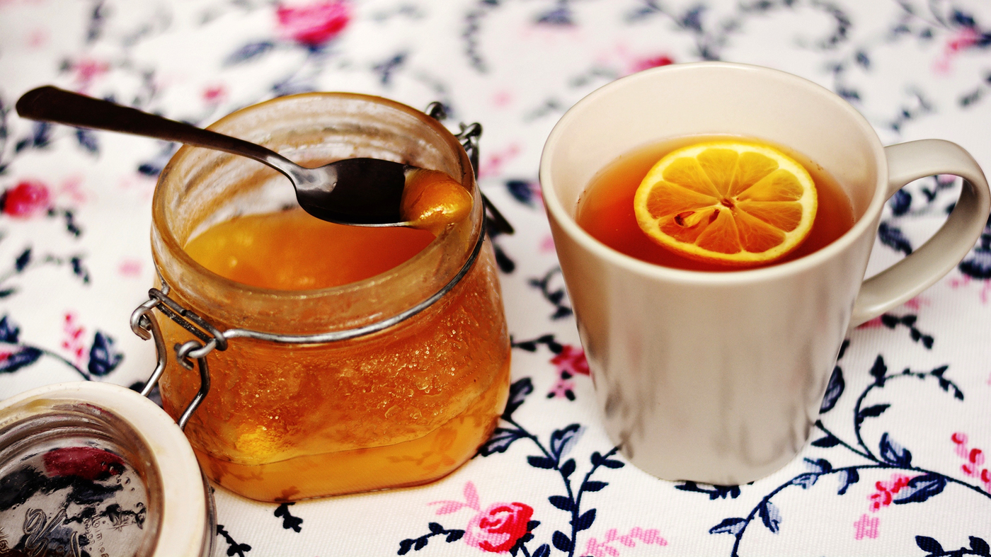 tea, honey and lemon: does this classic trifecta actually help a