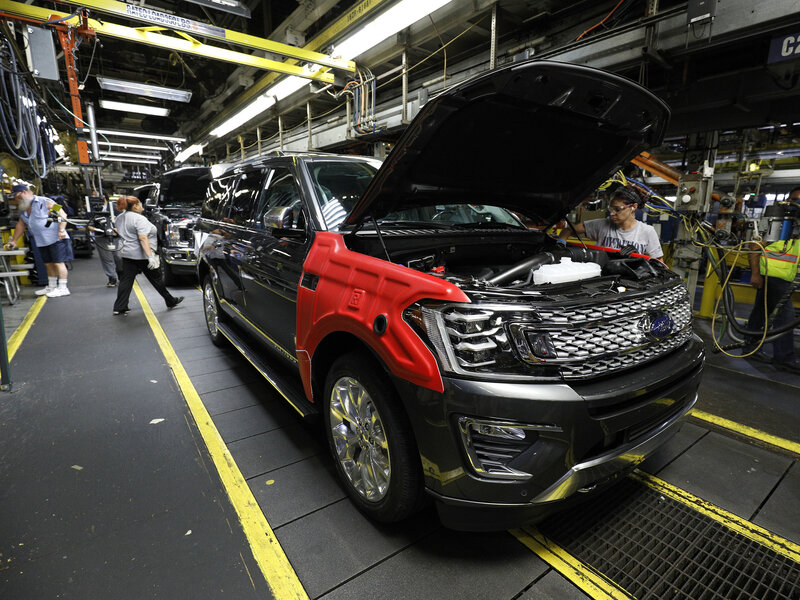 Auto Industry Healthy Enough To Withstand Next Downturn Analysts - Next auto show