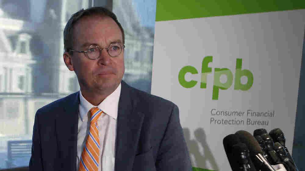 Trump Administration's Latest Strike On CFPB: Budget Cuts