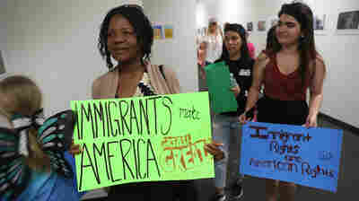 How Immigration Could Motivate Democrats In 2018