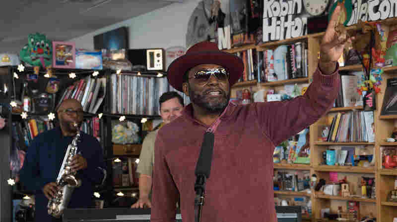 Big Daddy Kane: Tiny Desk Concert