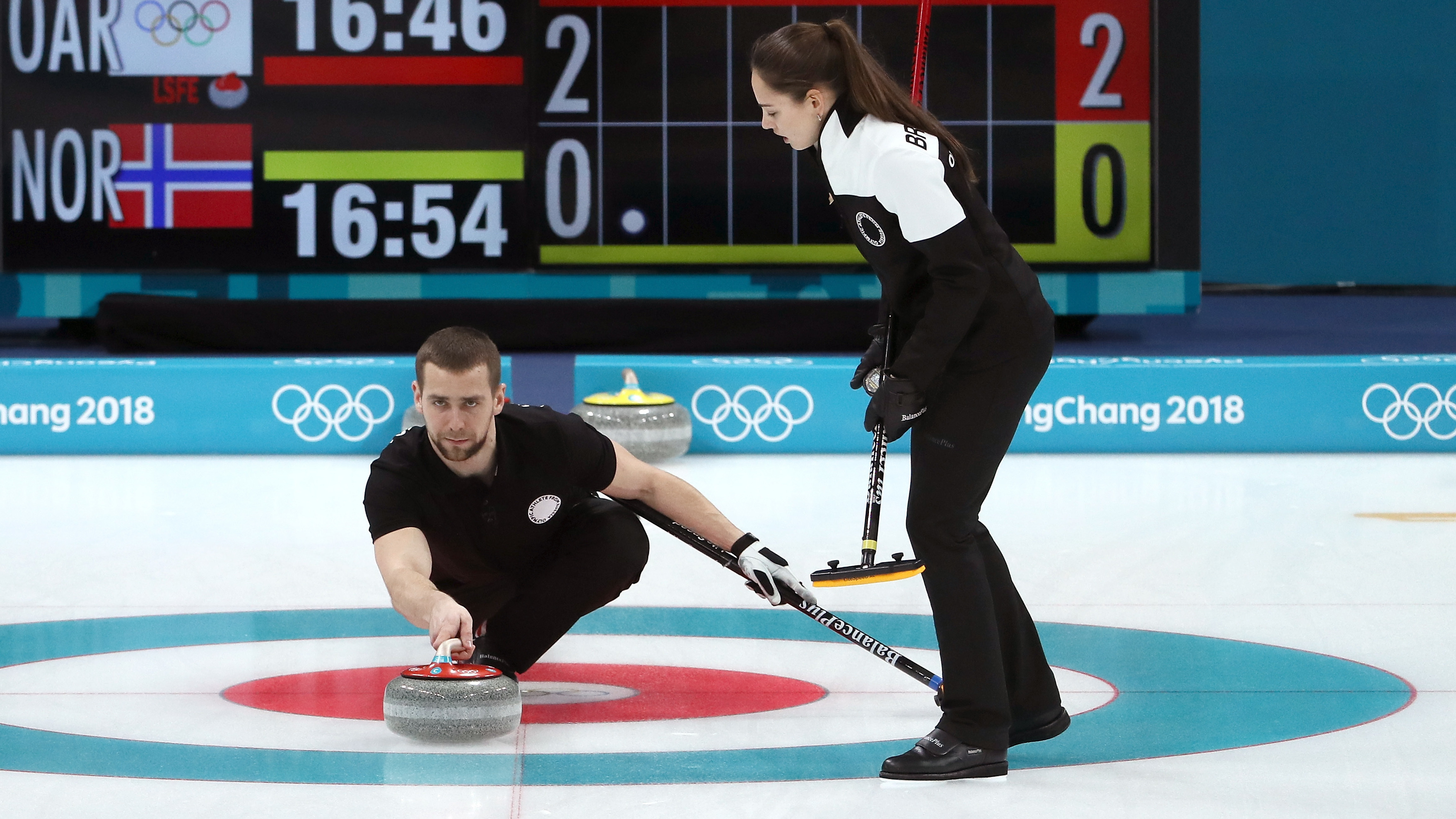 Russian curler looses medal over drug cheating