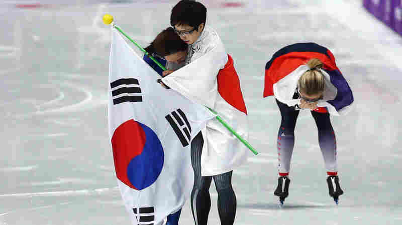 Rivals Japan And South Korea Face Off At Olympics Amid Chilly Ties