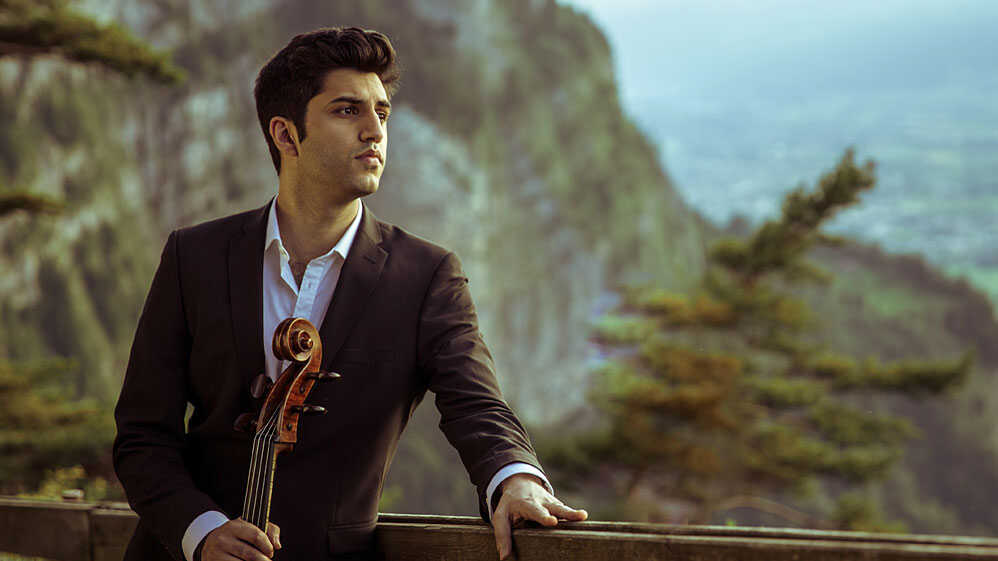 While My Cello Gently Weeps: A Love Song From Persia