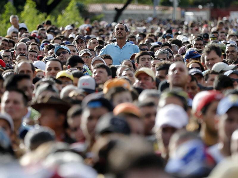 Image result for venezuela migration crisis