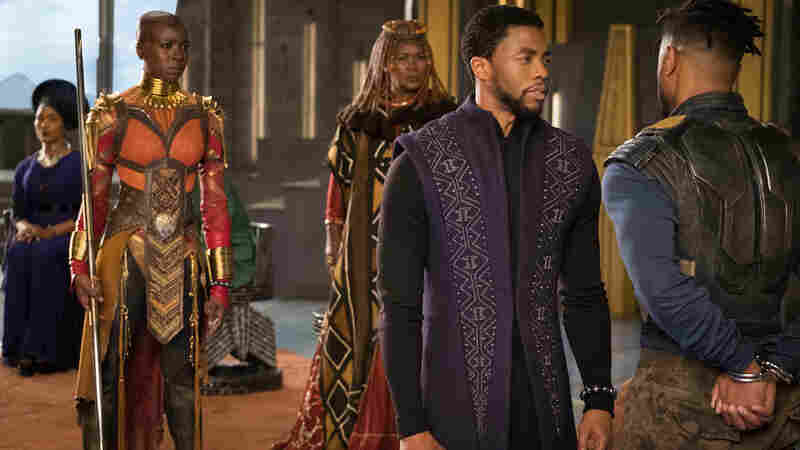 Ghanaian Fans Have One Nit To Pick But Otherwise Adore 'Black Panther'