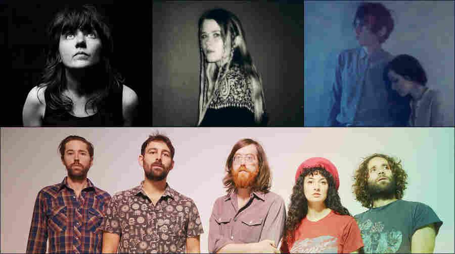 New Mix: Courtney Barnett, Exitmusic, Okkervil River, More