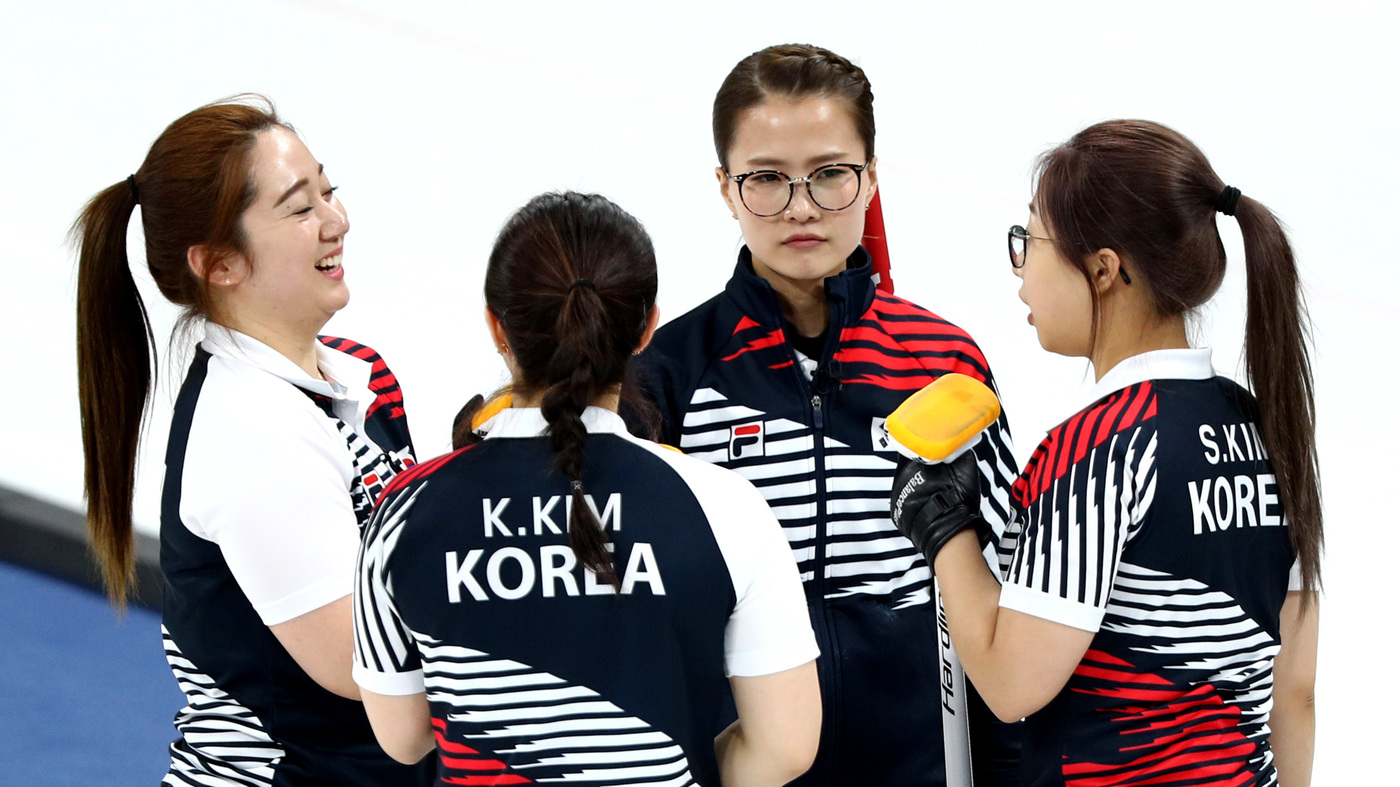 The 'Garlic Girls,' South Korea's Curlers, Are A Surprise ...