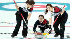 The 'Garlic Girls,' South Korea's Curlers, Are A Surprise Olympics Sensation