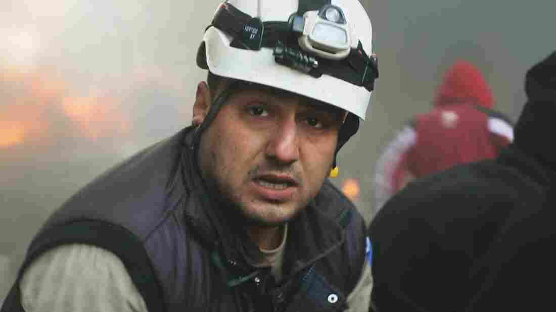 Director Of Oscar-Nominated Aleppo Doc Wants His Film To Serve As Witness