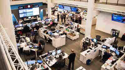 Report Detailing Harassment At NPR Cites 'High Level Of Distrust' Of Management