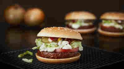 Even The Hamburglar Might Like McDonald's New Vegan Burger (We Did)