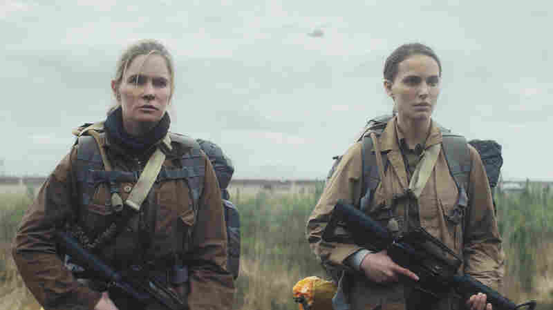 A Masterful Glimpse Of Humanity's Physical — And Emotional — 'Annihilation'